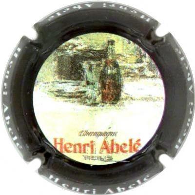 Abelé Henri - n°0001b - Écriture blanches