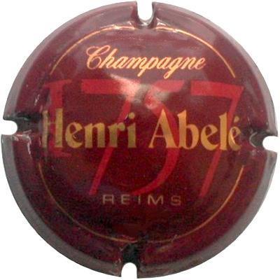 Abelé Henri - n°0018 - Abelé Henri