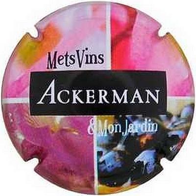 Ackerman Laurence - n°0004a - Avec Inscription