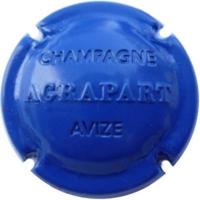 Agrapart - n°0007 - Estampée en relief