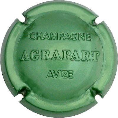 Agrapart - n°0008 - Estampée en relief