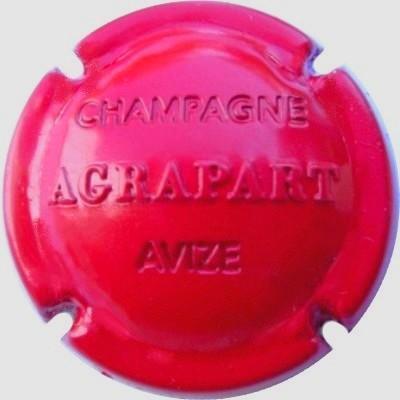 Agrapart - n°0009 - Estampée en relief