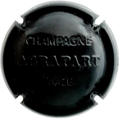 Agrapart - n°0010 - Estampée en relief