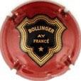 Bollinger - n°0035 - Lettres épaisses et petites : Photo Recto