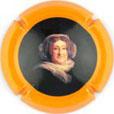 Clicquot (Veuve) - n°139 - Signature au verso : Photo Recto