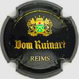 Ruinart - n°037 - 3 barres sous écusson ( écusson étroit ) Reims : Photo Recto